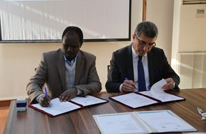 MoU Signed with Two Somalian Universities
