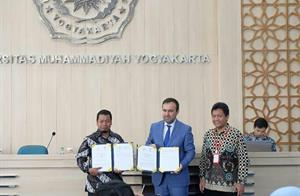 MoU Signed with Indonesia